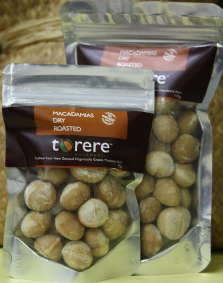 Torere Macadamias Dry roasted