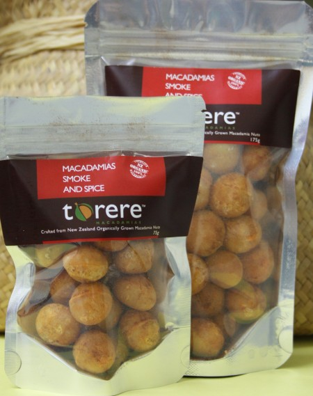 Torere Macadamias Smoke and Spice