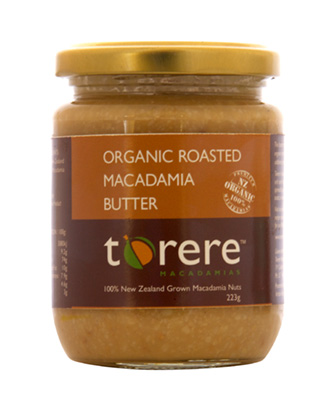Torere Macadamia Roasted Butter