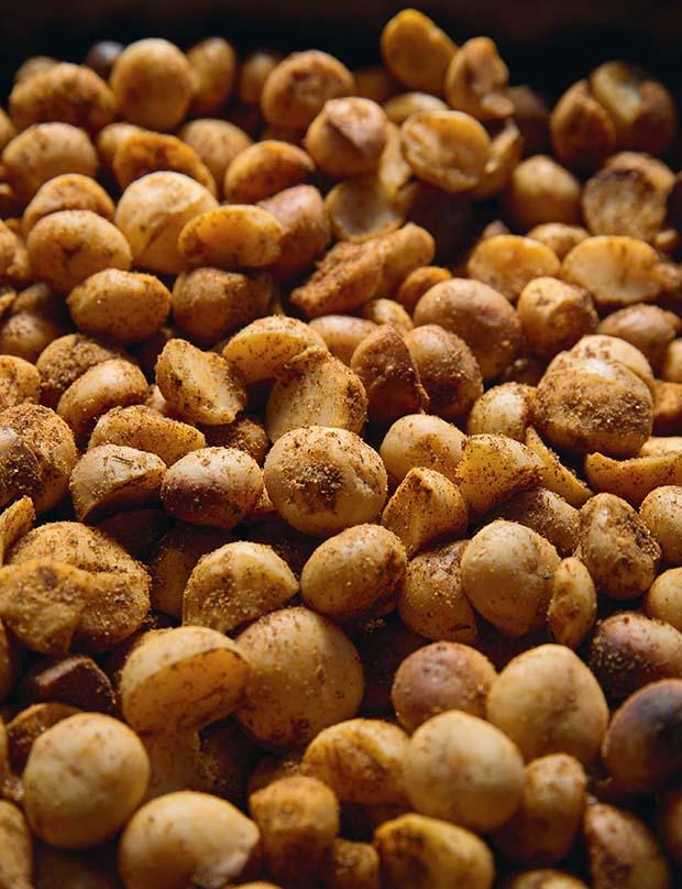 Roasted Macadamias - Torere Macadamias