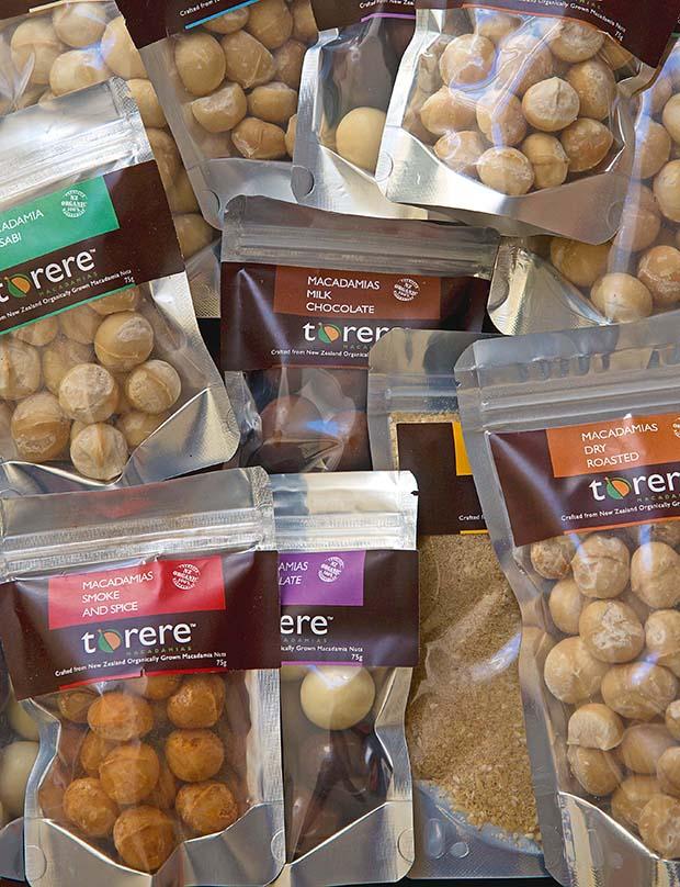 Torere Macadamia Nuts